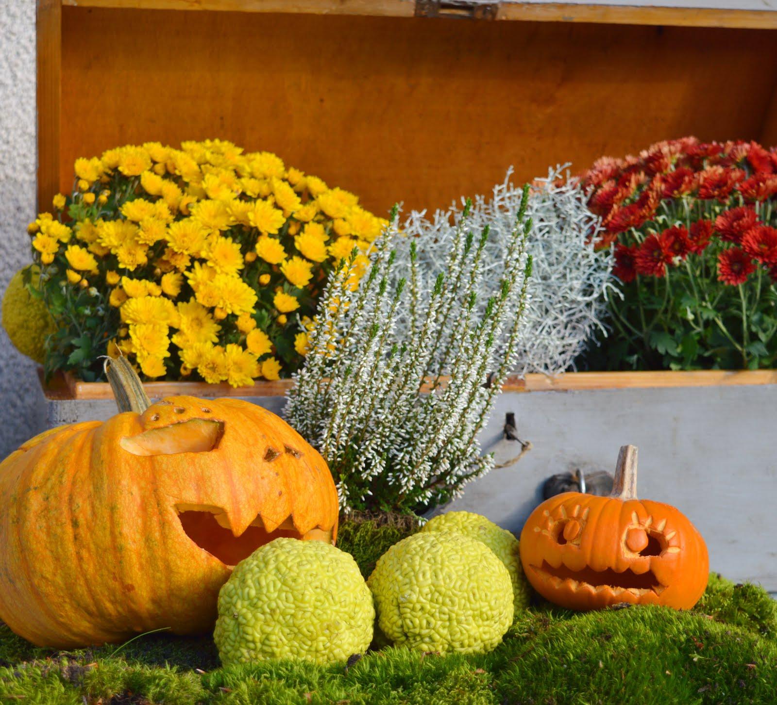 Есенната  декорация