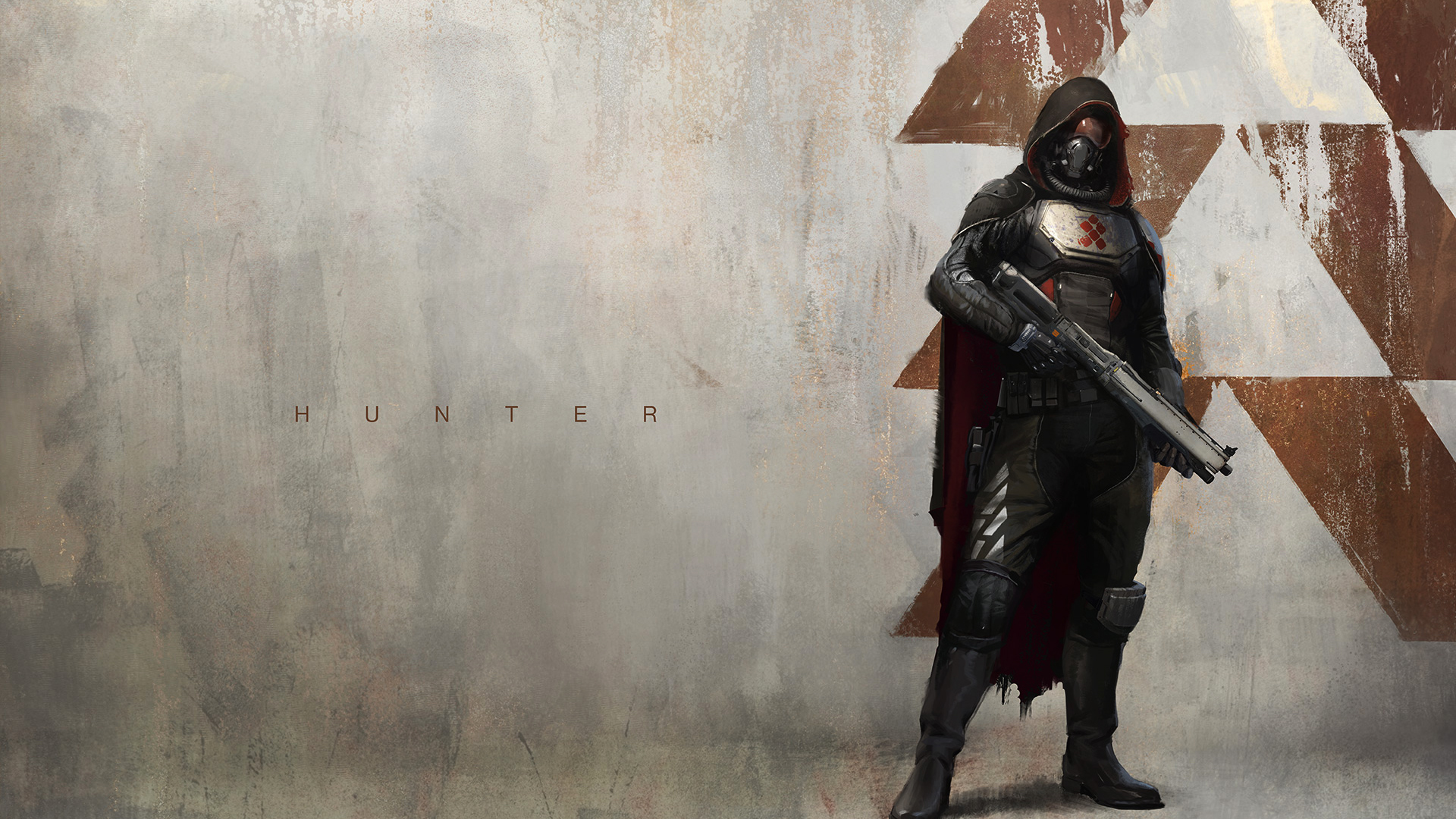 hunter destiny class wallpaper hd