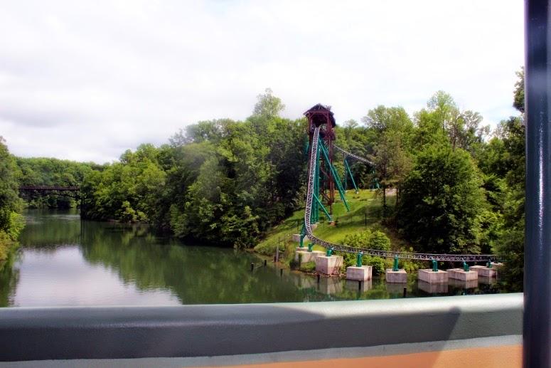A Day At Busch Gardens Theme Park In Williamsburg Va