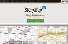 StoryMap JS: aplicación online para crear historias sobre mapas incluyendo textos, fotos y videos