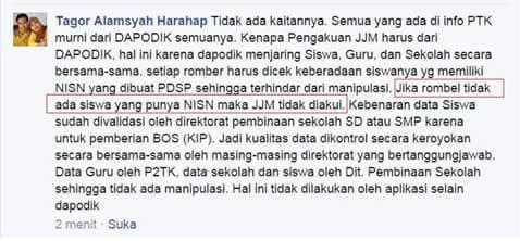 Info Seputar Dapodik