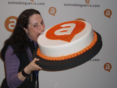 La tarta de SomosBlogueras