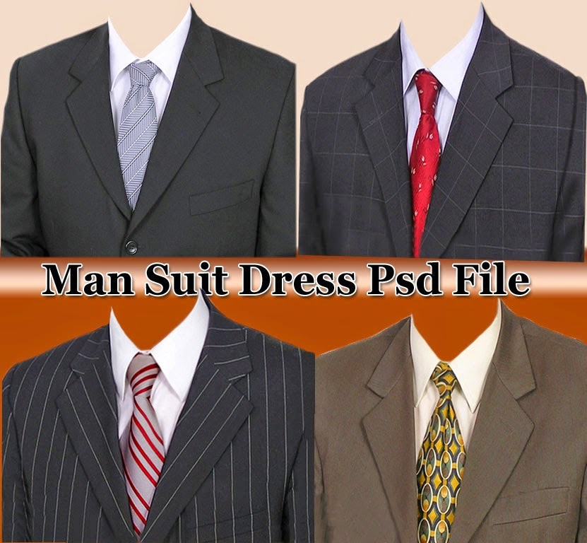 Photoshop Mens Dress Templates 103