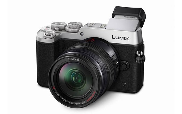 Harga Panasonic Lumix GX8 Kamera Mirrorless Perekam Video