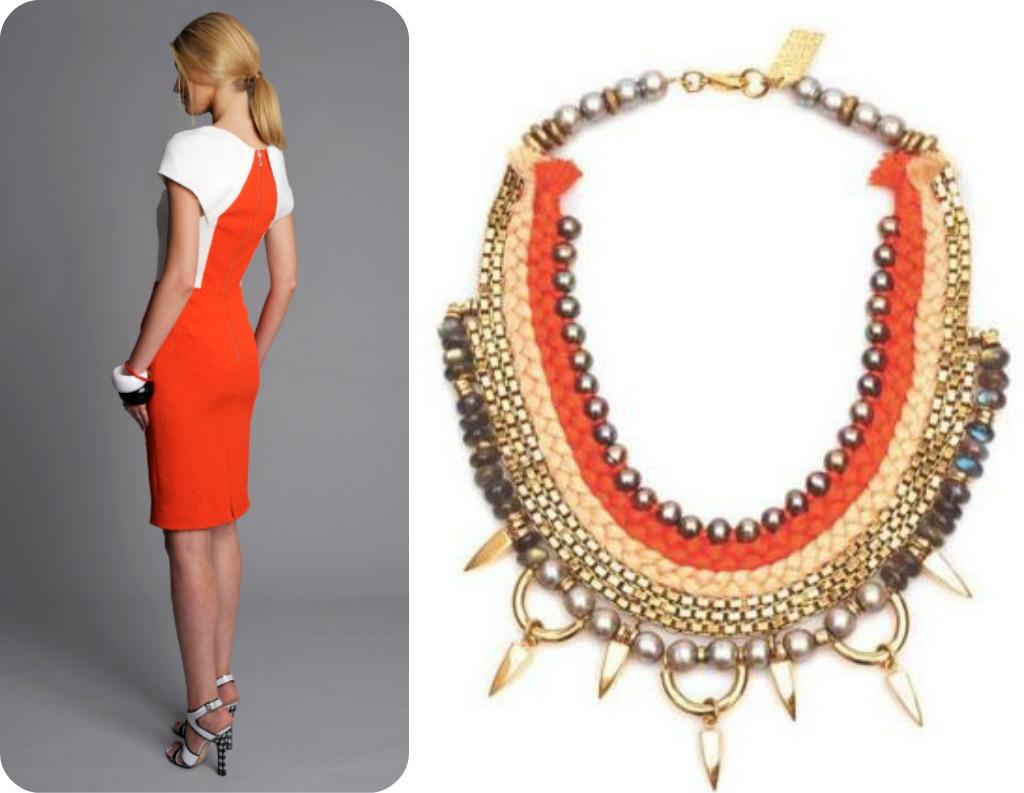 Design by Cassandra: The Pantone Colour of 2012: Tangerine Tango