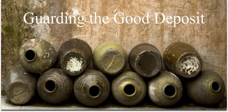 Guarding the Good Deposit
