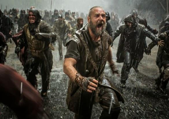 BABAK-babak dalam filem Noah.