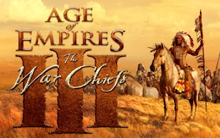 Age Of Empires III The WarChiefs Logo