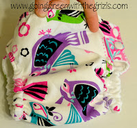 bird cloth diaper