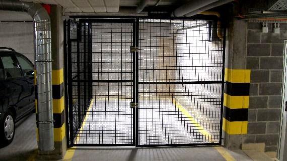 Warszawa Boksy garażowe Siedlce zabudowa stanowiska w garażu podziemnym