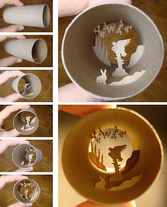 Images dr les et etonnantes ce qu 39 on peut faire avec - Que peut on faire avec des rouleaux de papier toilette ...