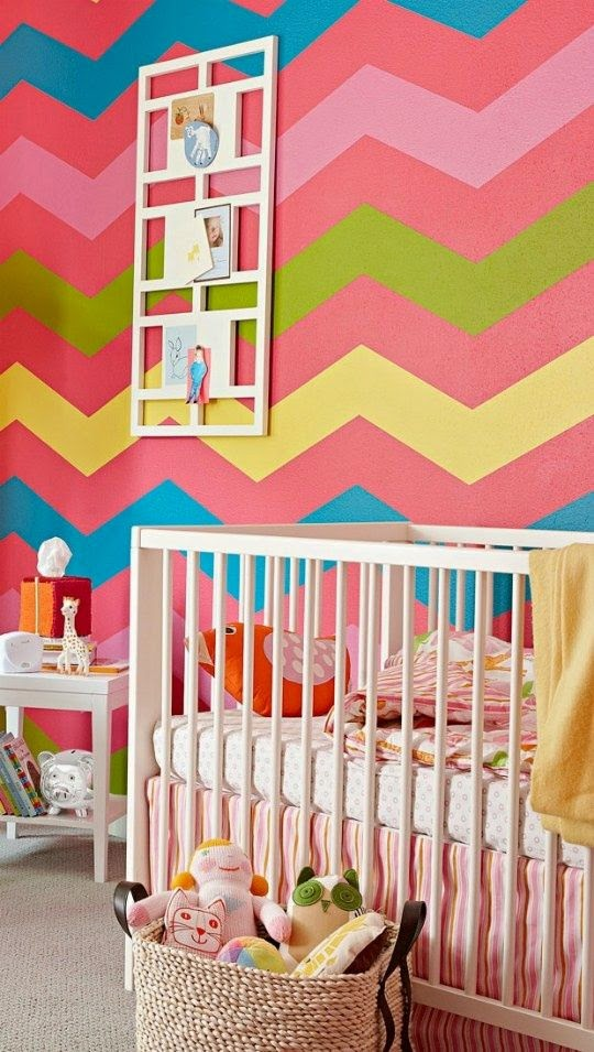 decorar quarto de bebe