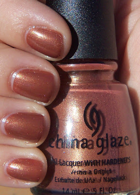 China Glaze Far Out