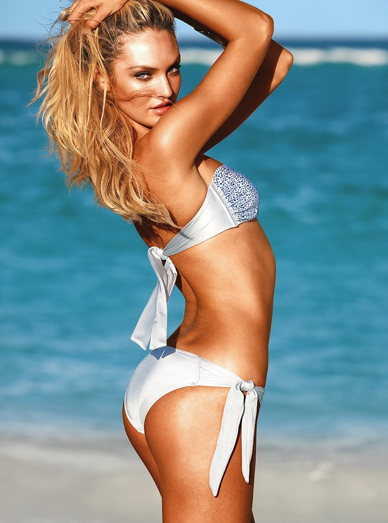 With you candice swanepoel bikini shoot think, that
