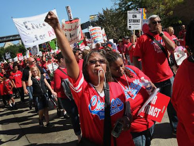 Chicago Teachers Union on Strike