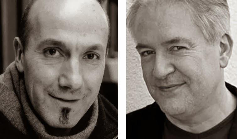 Jean-Yves Ferri y Didier Conrad