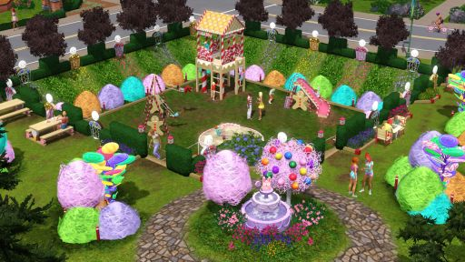 The Sims 3 Katy Perry Sweet Treats (2012) Full PC Game Single Resumable Download Links ISO