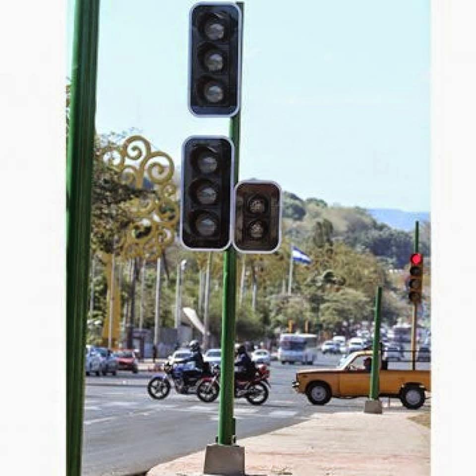 Semaforos Inteligentes en Managua