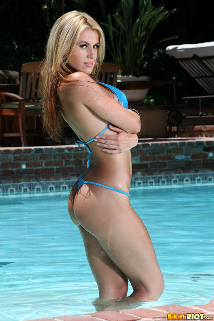 Randy Moore in Swimsuit