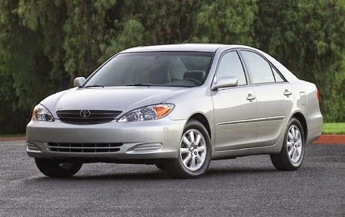 Carro popular na América Toyota Camry