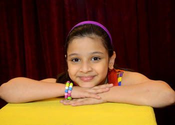 Little Cute Harshika in Junior Master Chef India