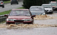 Floods Car