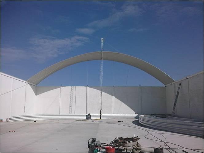 Tejados y cubiertas de chapa reformas de cubiertas for Tejados prefabricados