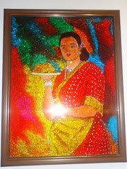 Glass Painting No.10