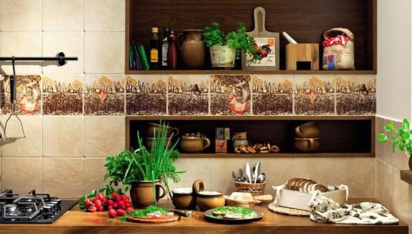 płytki kuchenne samaria village