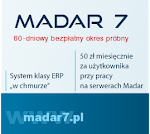 MADAR 7 w chmurze - system klasy ERP on-line