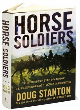 "History Buffs Read ""Horse Soldiers"" for September 18, 2014"