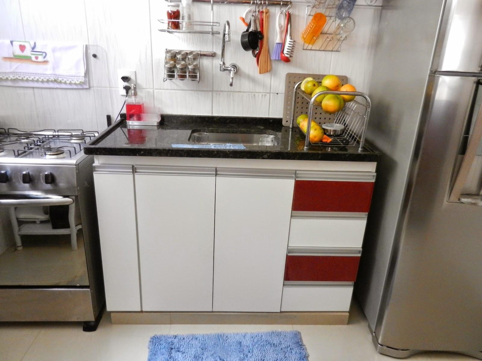 Armário de cozinha (sob a pia) ~ Pimenta Planejados #B06D1B 1600 1200