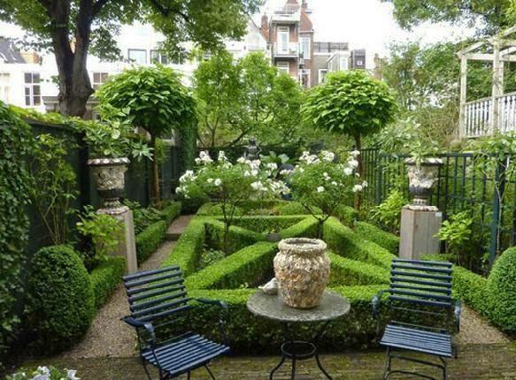 12 Desain Taman Yang Indah