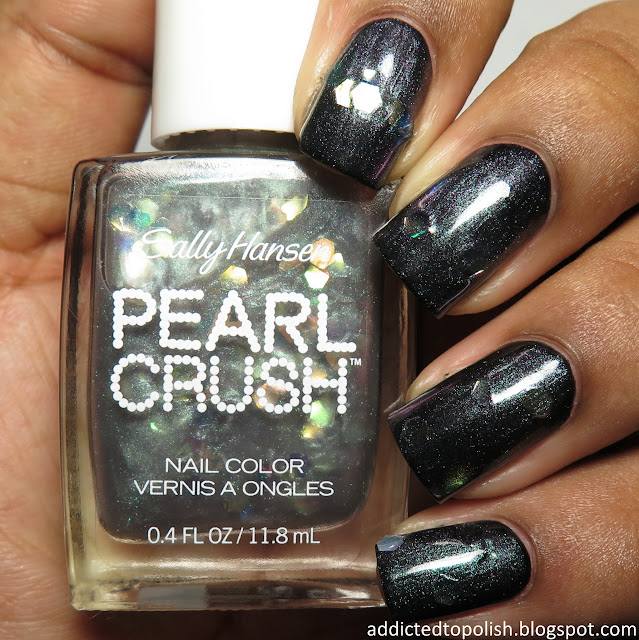sally hansen silver scallop pearl crush