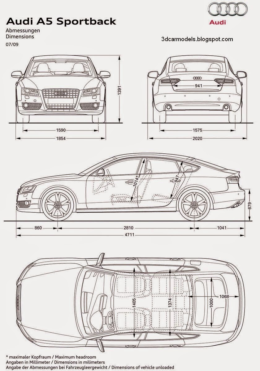 Car Walpaper Car Blueprints And Free Models Blueprint