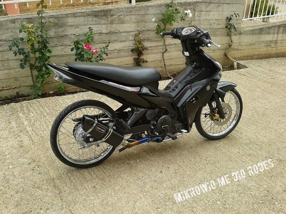 Yamaha Crypton X Cc