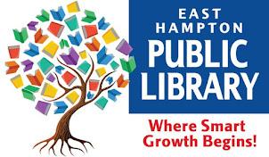 <b>East Hampton Public Library<br>105 Main Street<br>East Hampton, CT 06424<br>860-267-6621</b>