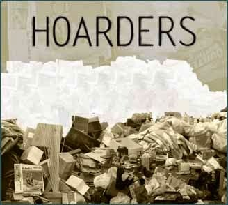 how to convince a hoarder to get rid of stuff