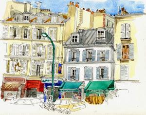 Immeubles à Vincennes