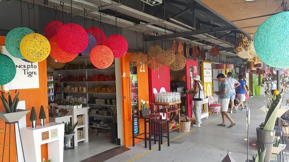Concepto Tigre Ubicaci N Local 21 Mercados Del Delta