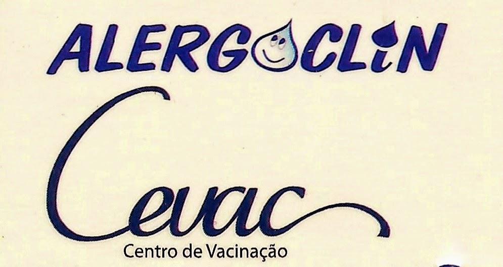 ALERGO CLIN II Cevac Centro de Vacinação Pediatria, Alergia, Vacinação Rua. Dorival Carneiro, 32 Centro - Tatuí - SP tel: (15) 3305-4358 / 3259-6666 Nextel: (15) 7811-8181 / ID 105*1732