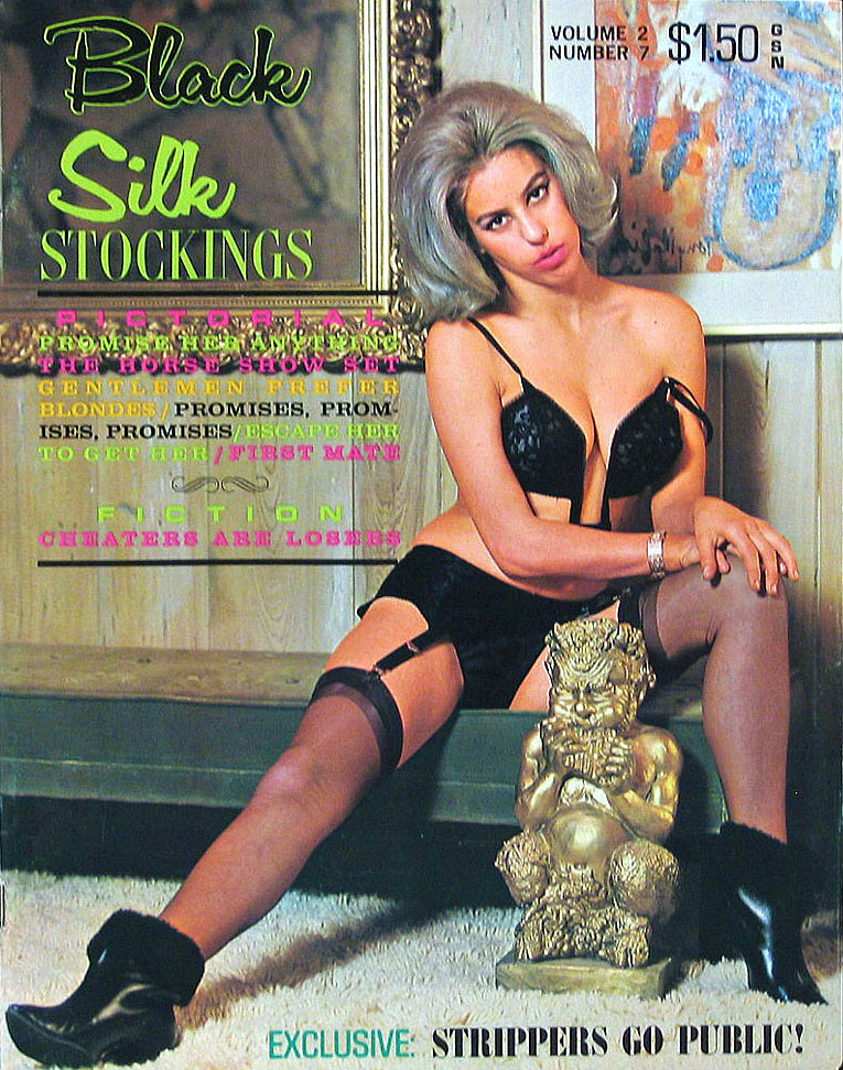 Retro Prom Stockings