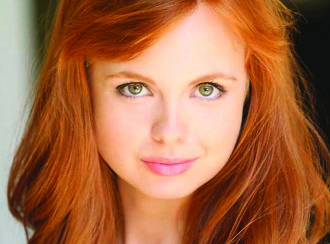 Galadriel stineman the middle