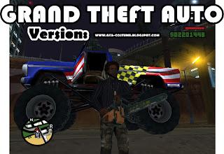 Grand Theft Auto: Kode Cheat GTA San Andreas versi Game PC Komputer ...