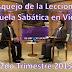 Bosquejo de la Lección de Escuela Sabática en Video | 2do Trimestre 2015 | El Libro de Lucas | Pr. Choque | DSA