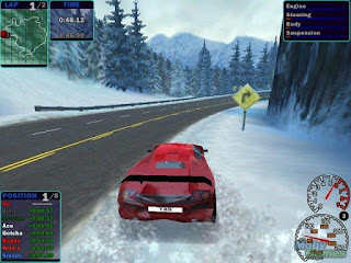 Download game need for speed 4 high stakes
