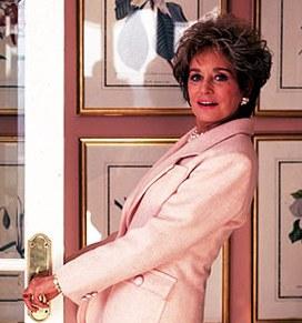 Barbara Walters on Barbara Walters