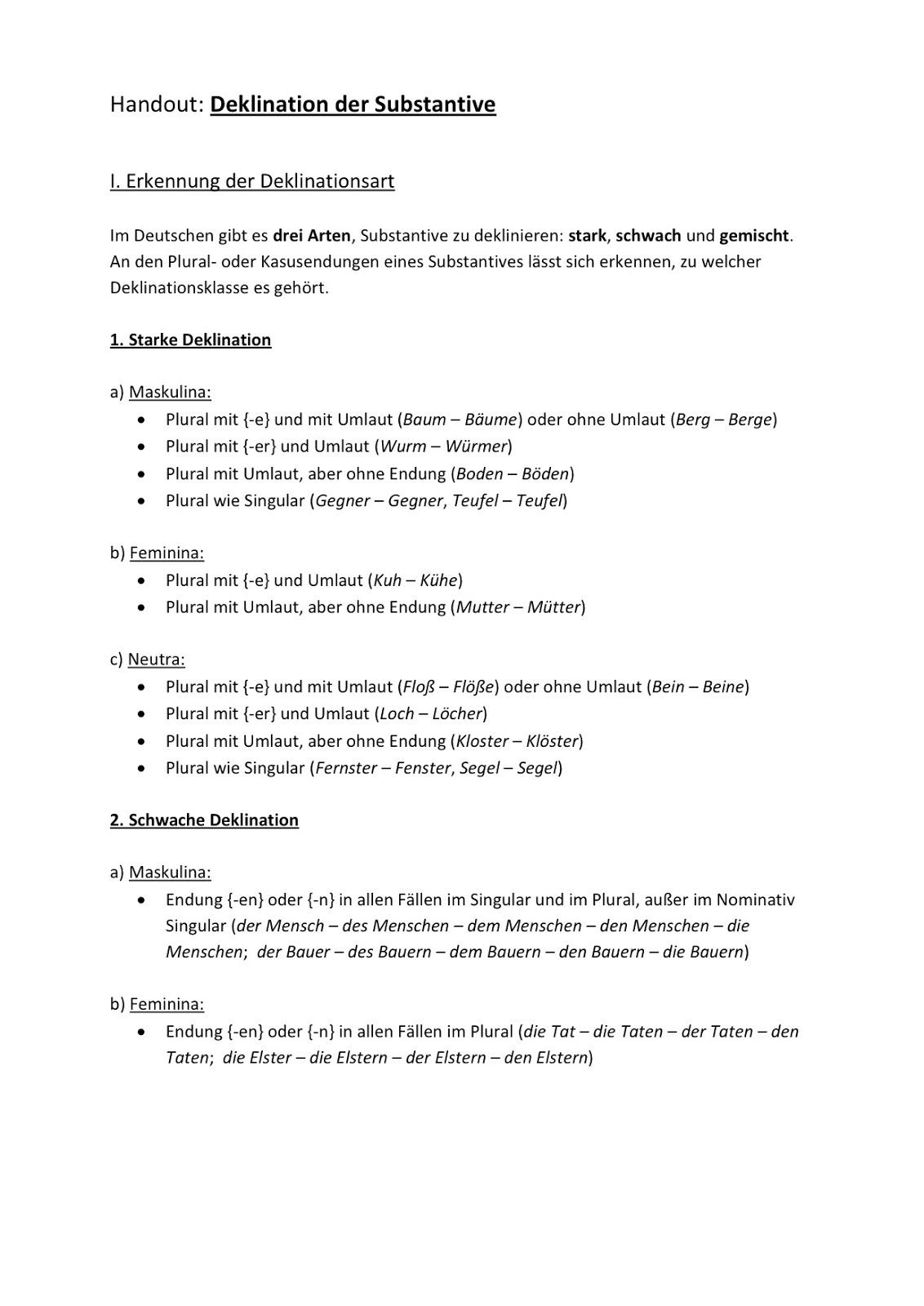 Groß Singular Und Plural Arbeitsblatt Bilder - Super Lehrer ...