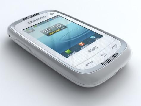 Samsung Champ, Neo Duos,Harga, Spesifikasi, Hp Layar Sentuh, Dual Sim