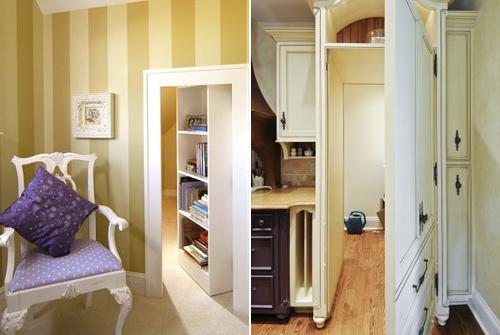 D co y a du passage secret dans l 39 air louise grenadine blog lifestyle lyon - Bibliotheque decoratie de maison ...